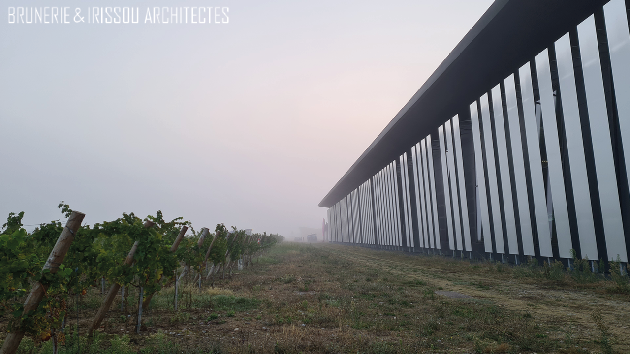 JOURNEES NATIONALES DE L'ARCHITECTURE 2020 - VINOVALIE