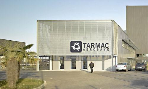 TARMAC OFFICE